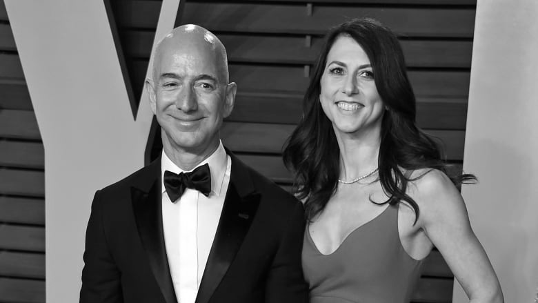 JEFF AND MACKENZIE BEZOS HAVE FINALIZED THE TERMS OF THEIR DIVORCE CONDITIONS